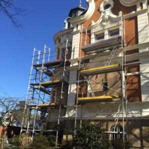 Renovierung der Villa Haus Mindener Straße